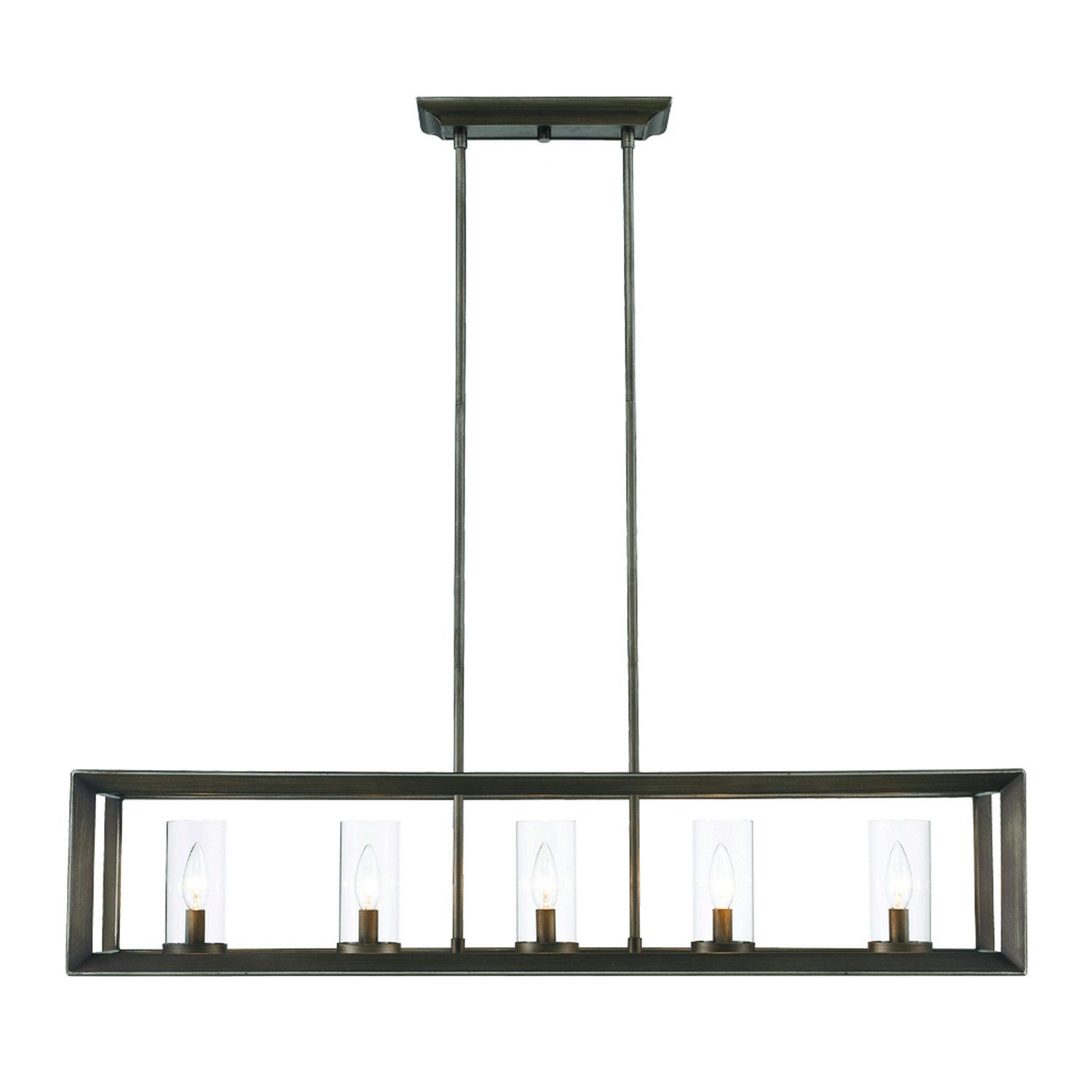 Smyth Five Light Linear Pendant
