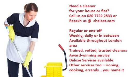 Our Luxury Cleaning Service Encompasses The Full Range Of