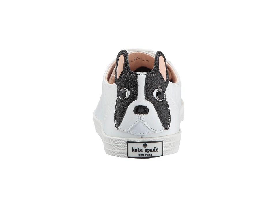 9ab87f4ec0e0 Kate Spade New York Lucie Women s Shoes White Nappa