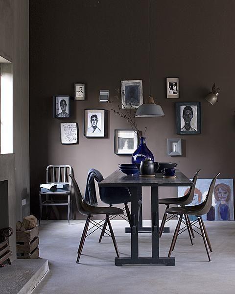 Pin de Monica Casal en Loft Living Pinterest Café negro