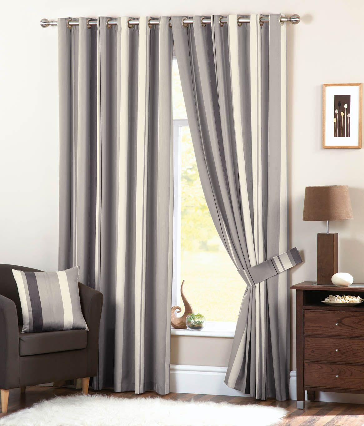 fancy plush design moorish tile curtain. Finlay  Charcoal Ready Made Curtains from 26 86 A modern Grey Smart Stripe