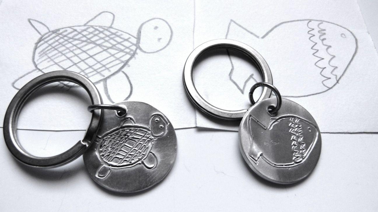 c53eb2ae944f Joyas personalizadas con tu dibujo. Tienda on-line www.munota.com ...