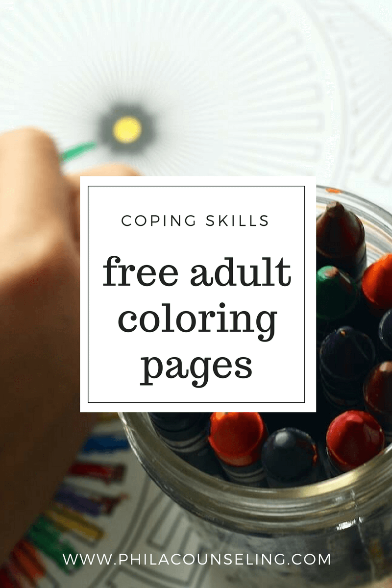 10 Great Websites with Free Adult Coloring Pages