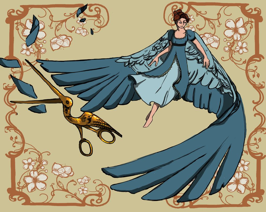 Beatrice - Over the Garden Wall by JSwander.deviantart.com on ...