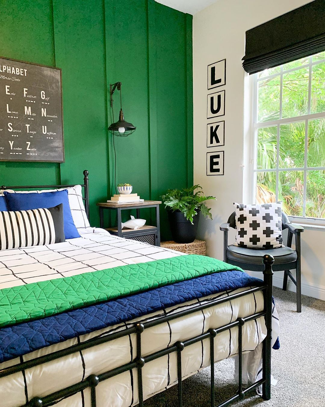 If you're looking for a paint color to revitalize a kids ...