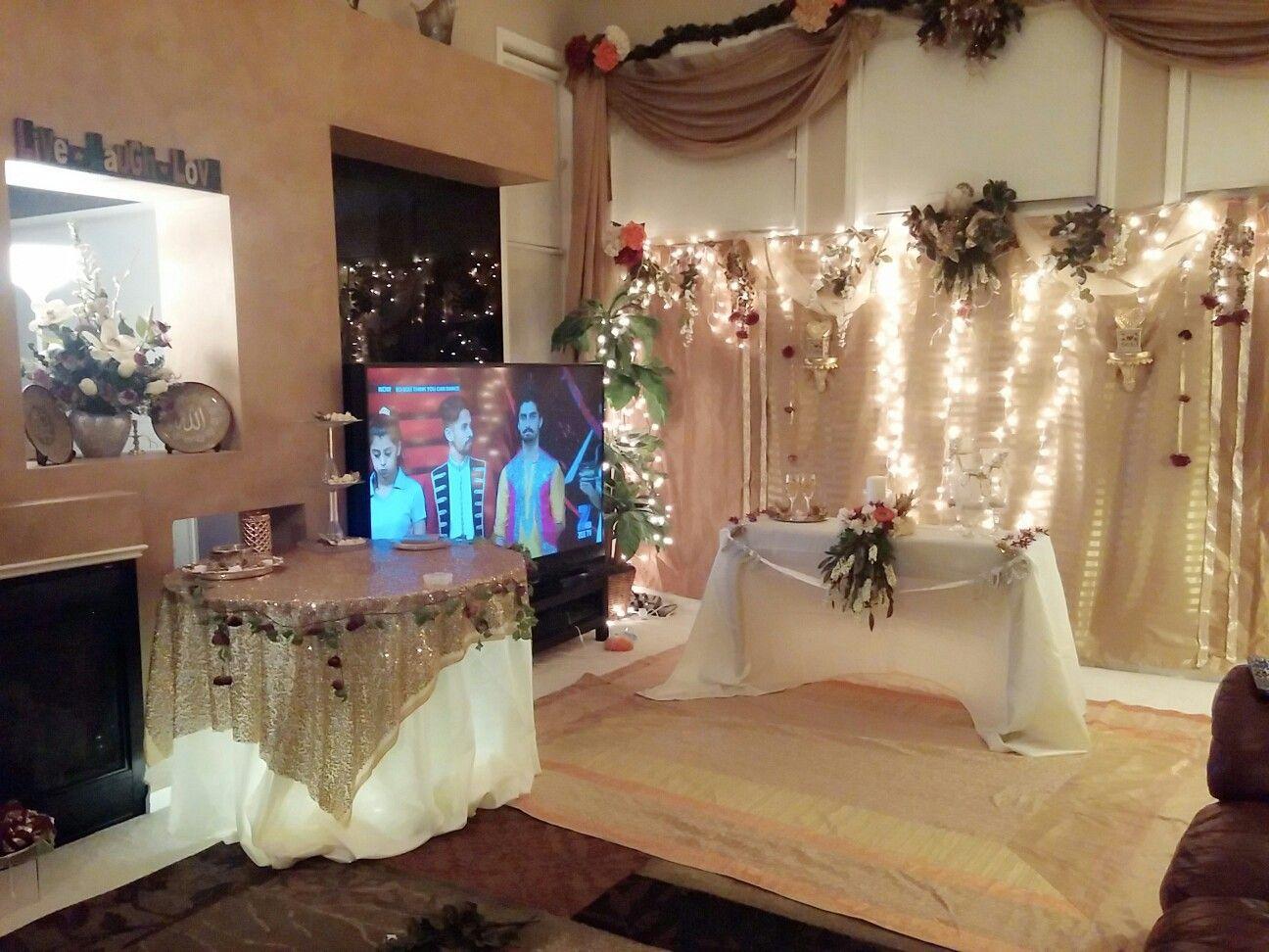 Wedding Reciption Decorations 2017 By Noor Canton Mi U S Decor Home Decor Vanity Mirror