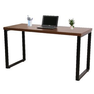 office furniture legs. daunte loop leg desk walnut also available in white 99 oworks home office desksoffice furniture legs