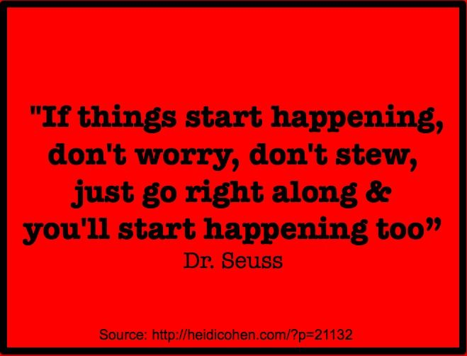 Dr Seuss Quotes About Friendship Extraordinary Dr Seuss Quotessocial Media Tips_4  Inspiration  Pinterest