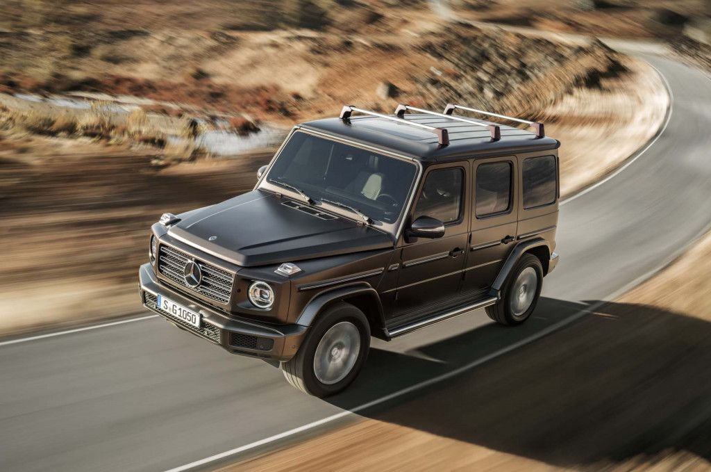 2019 Mercedes-Benz G-Wagen: Redesign, Changes, Release >> The 2019 Mercedes Benz G Class Is The Definition Of Retro