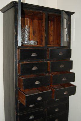 16 Drawer Apothecary Cabinet   On My To Buy List
