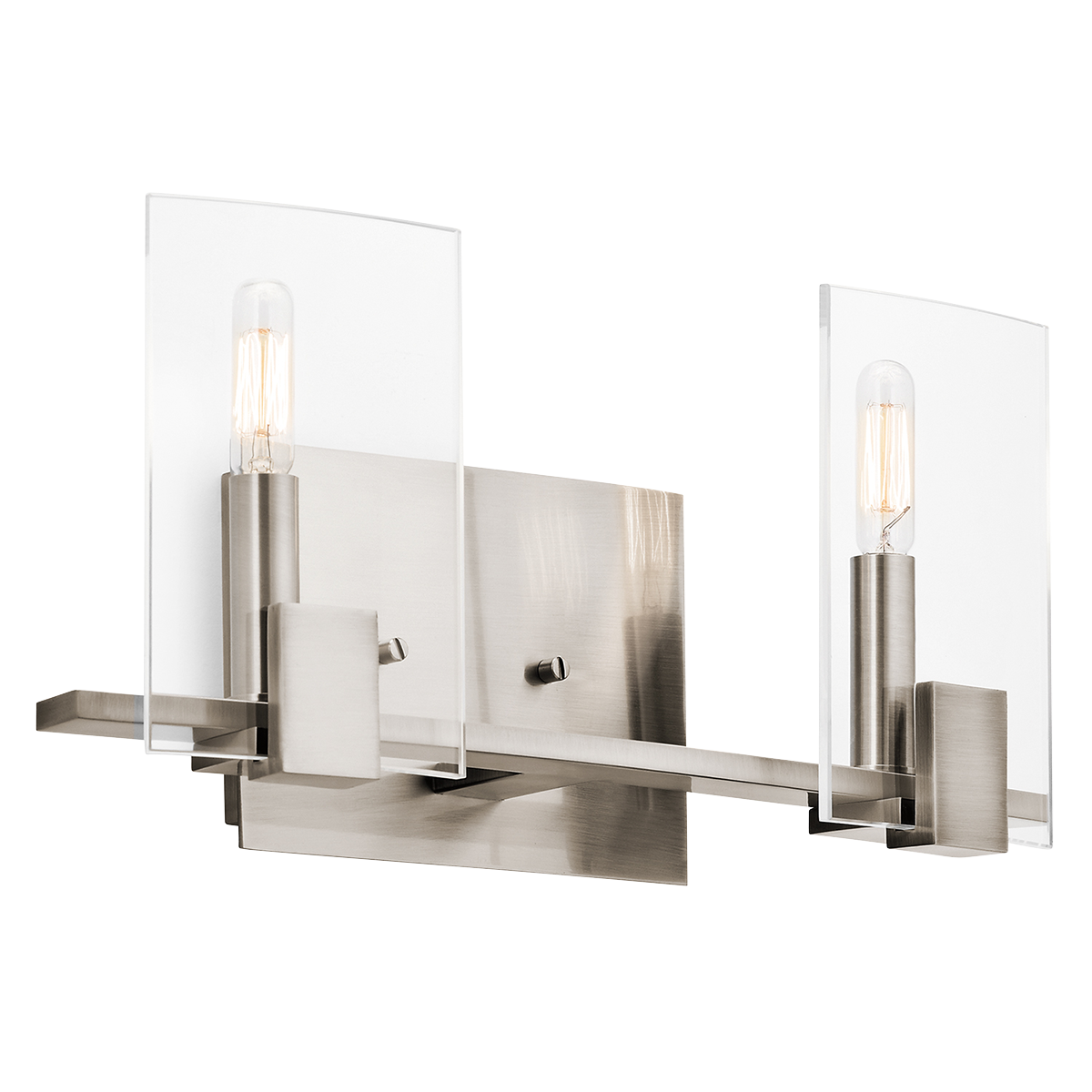 signata 2 light bath light in classic pewter bathroom fixtures