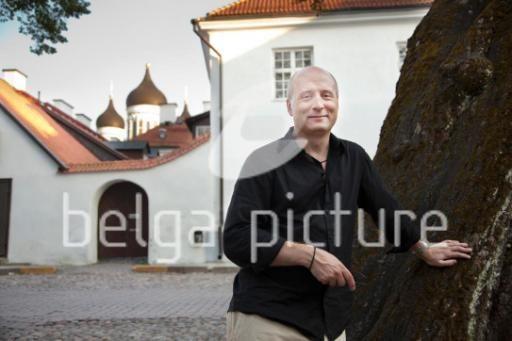 Paavo Järvi. LeFigaro Magazine. Photo by Gilles Bassignac.