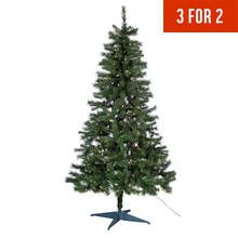 Home Nordland 6ft Pre Lit Christmas Tree Green Pre Lit Christmas Tree Green Christmas Tree 6ft Christmas Tree