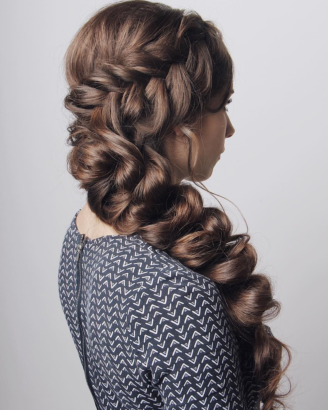 Braids updo hairstyles wedding hairtwisted updo hairstyle