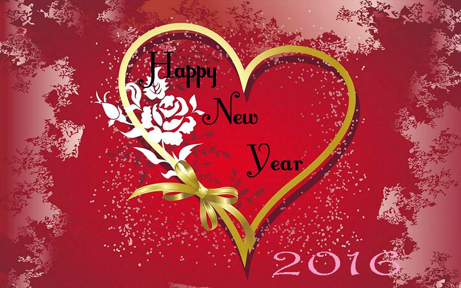 download happy new year 2016 3d wallpapers happy new year 2016