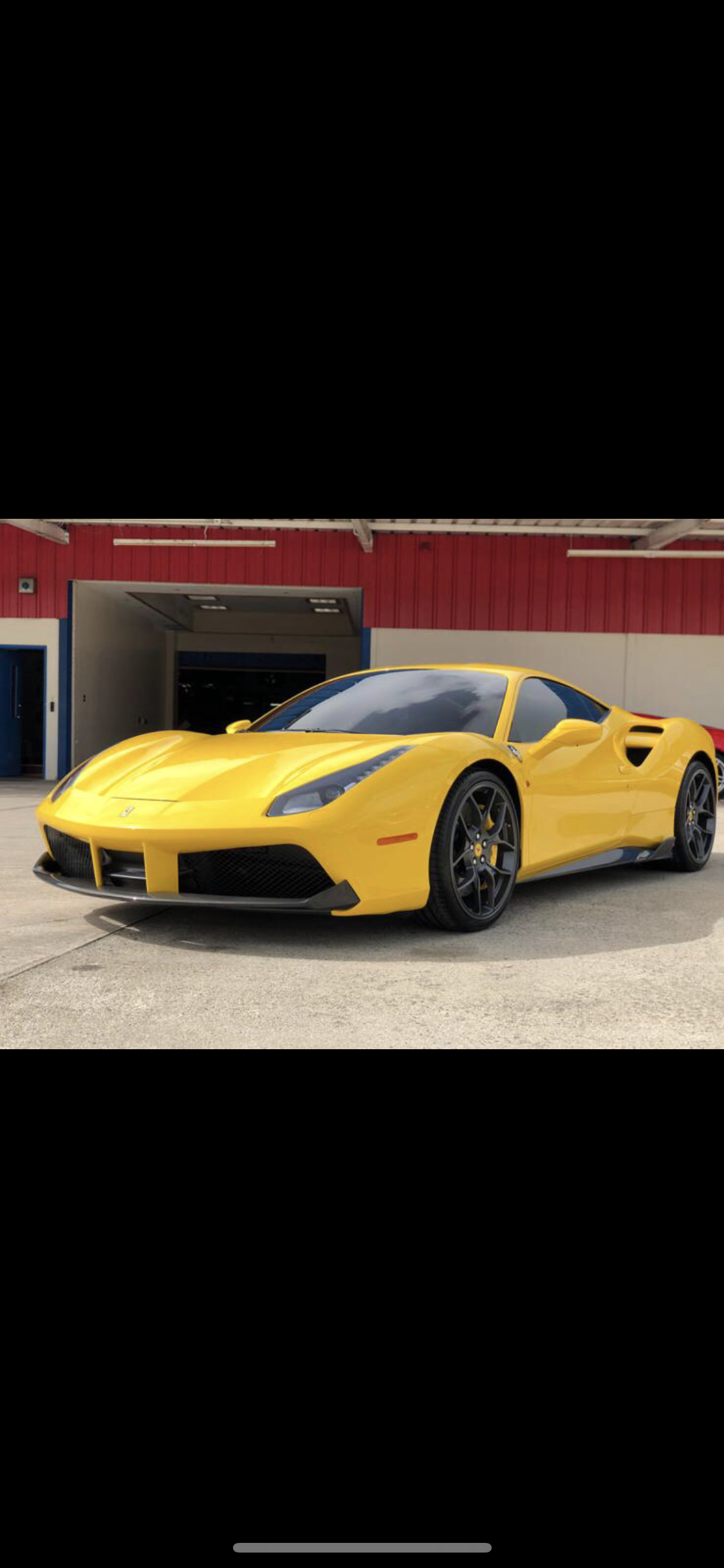 2018 Ferrari 488 Gtb For 40k In Carbon Fiber And Wheels Extra