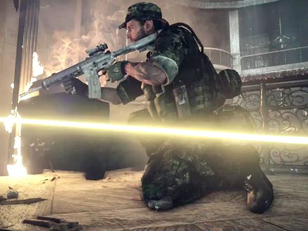 EA Medal of Honor Warfighter Official Gameplay Video