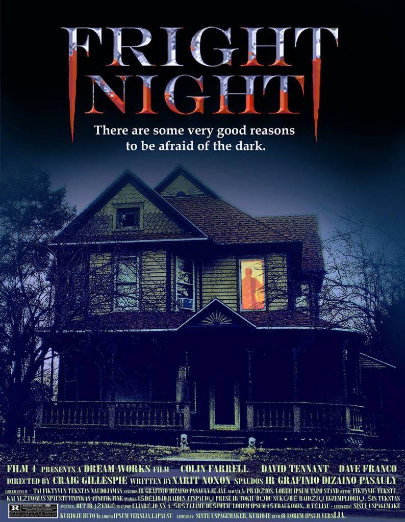 Fright Night Series