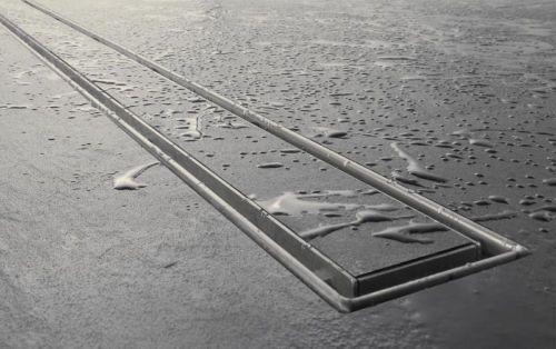 Bathroom Linear Shower Drain Tile Insert Floor Drain Channel Stainless Steel Floor Drains Drains Shower Drain