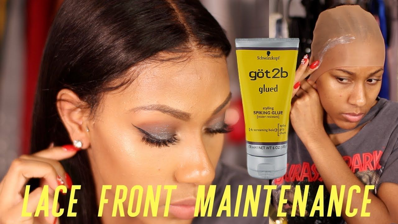 SECRETS REVEALED! LACE FRONTAL WIG MAINTENANCE