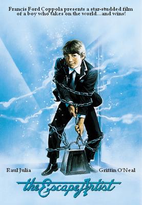 The Escape Artist (1982) The artist movie, Artist, Poster