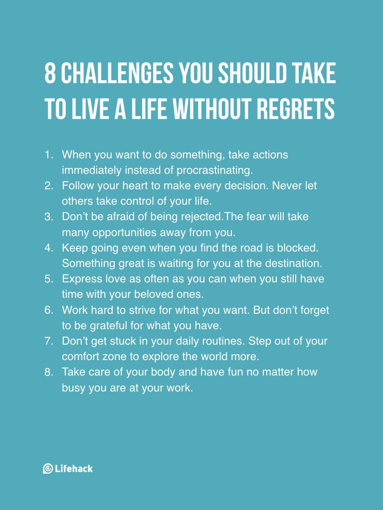 People Close To Death Regret Not Living Their Own Lives, And Wish They Had Done These Things...