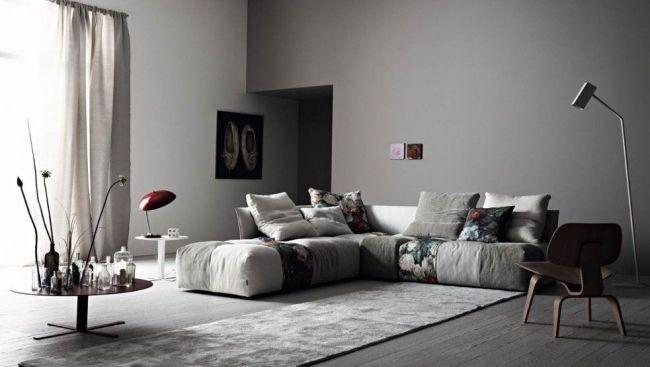 Canapé de salon design 48 idées par les top concepteurs