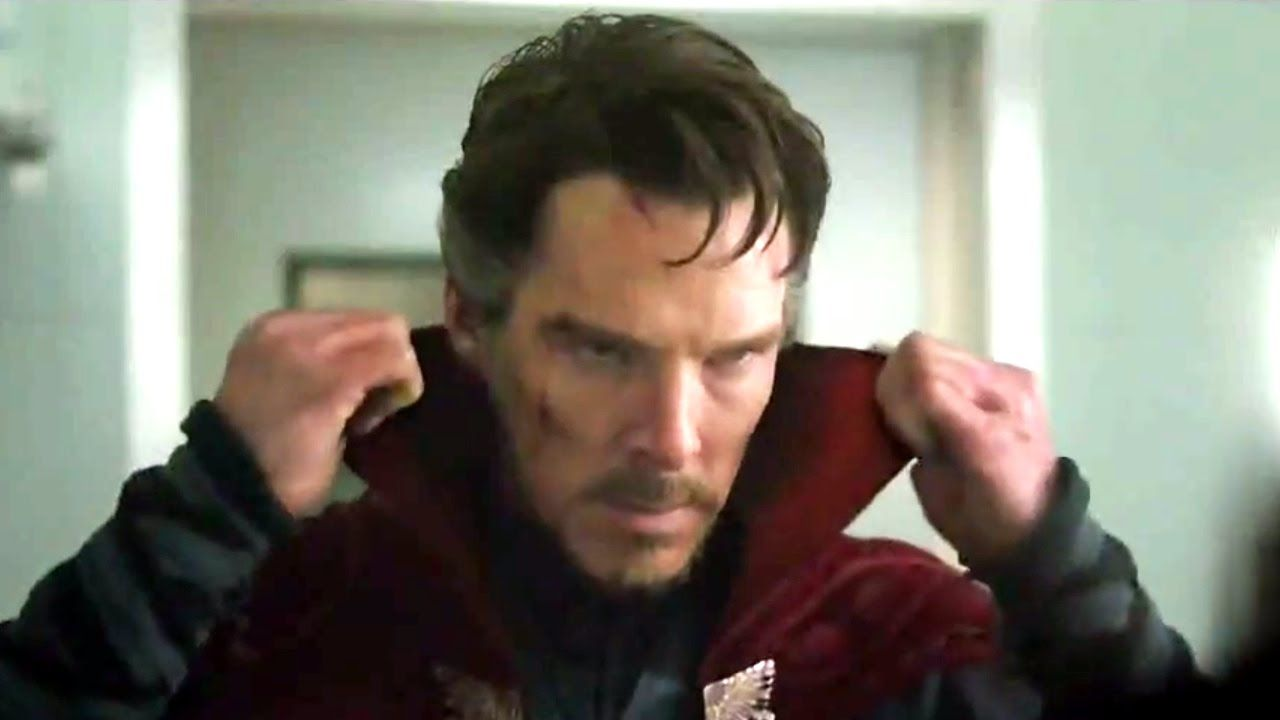 e3875d89054 DOCTOR STRANGE TV Spot  9 - Cloak of Levitation (2016) Benedict Cumberba.