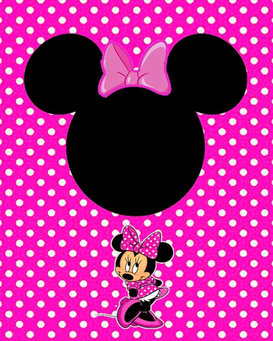 Coqueta Minnie Rosa: Etiquetas para Candy Bar para Imprimir Gratis ...