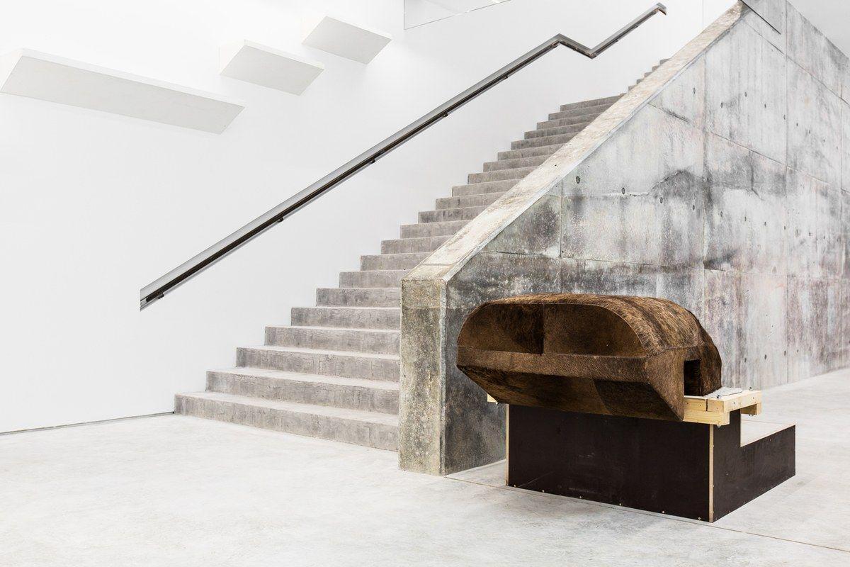 Inside Rick Owens Furniture At Moca Pacific Design Center Rick Owens Design Museum Of Contemporary Art