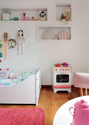 Decoração de quarto de meninas!
