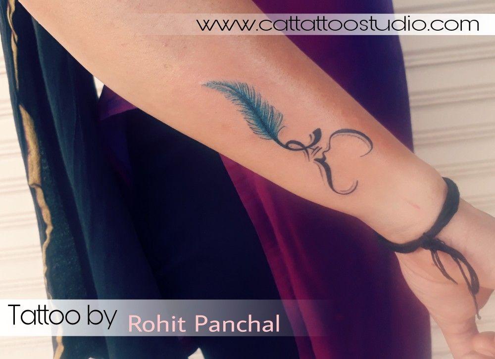 Name Of Sai Tattoo By Rohit Panchal Simple Henna Tattoo Om Tattoo Name Tattoos