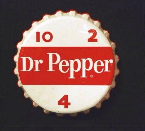 4 old 10 2 dr pepper bottles No City