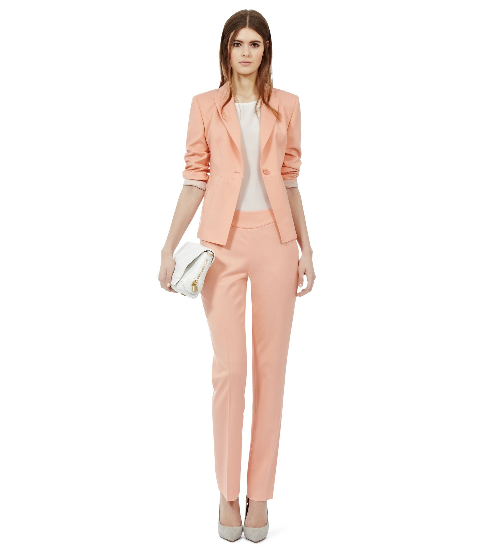Reiss Lily-tor Suiting