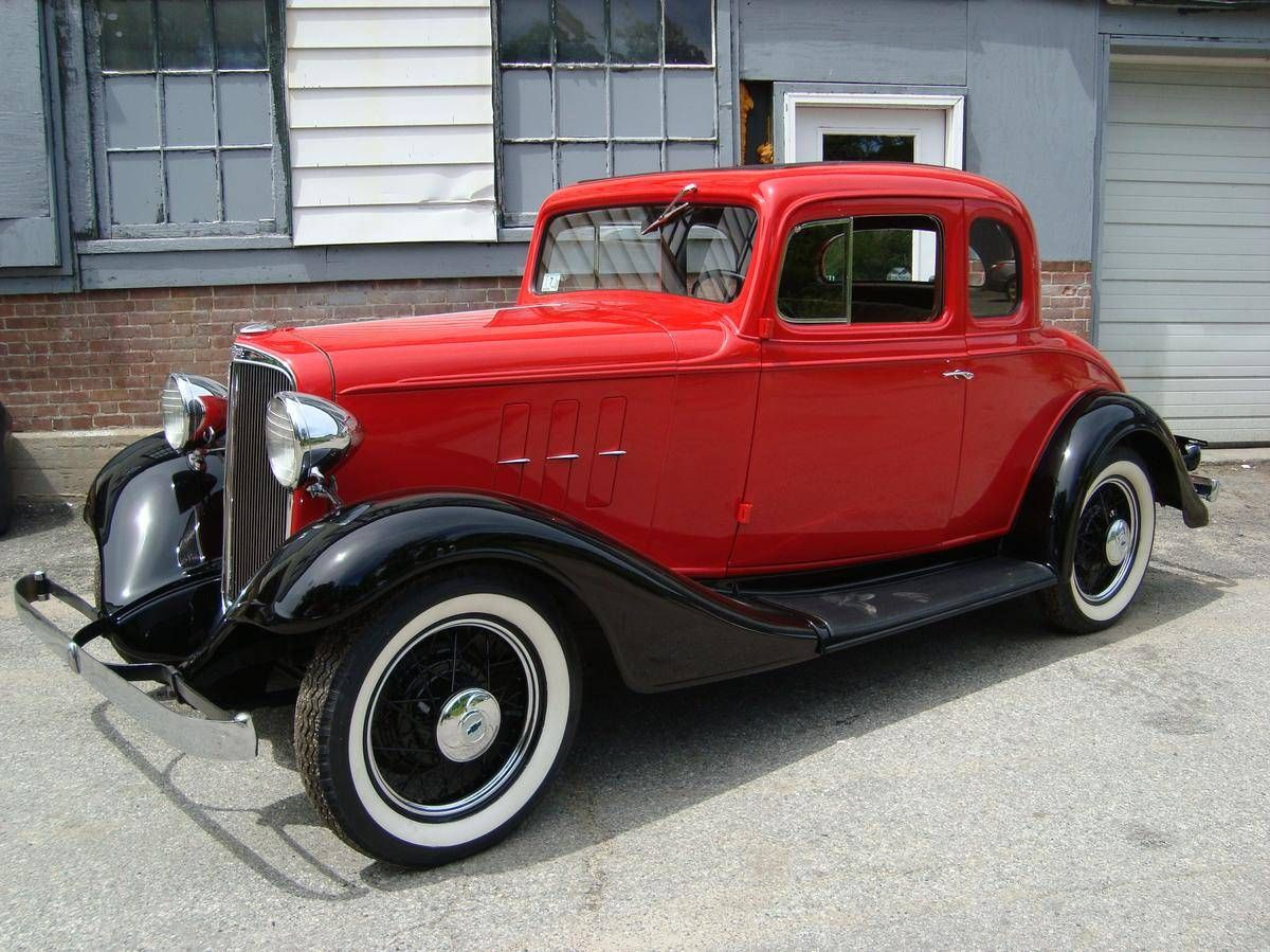 Coupe 1933 chevy coupe sale : 1933 Chevrolet Master 5-Window Coupe | automobiles - chevrolet ...