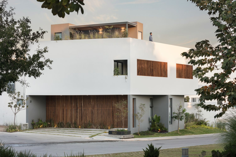 Gallery Of Almendro 22 House Arqueodigma Estudio 5