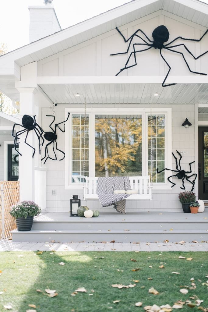 A Mildly Scary Halloween Home Tour 2019 Halloween house