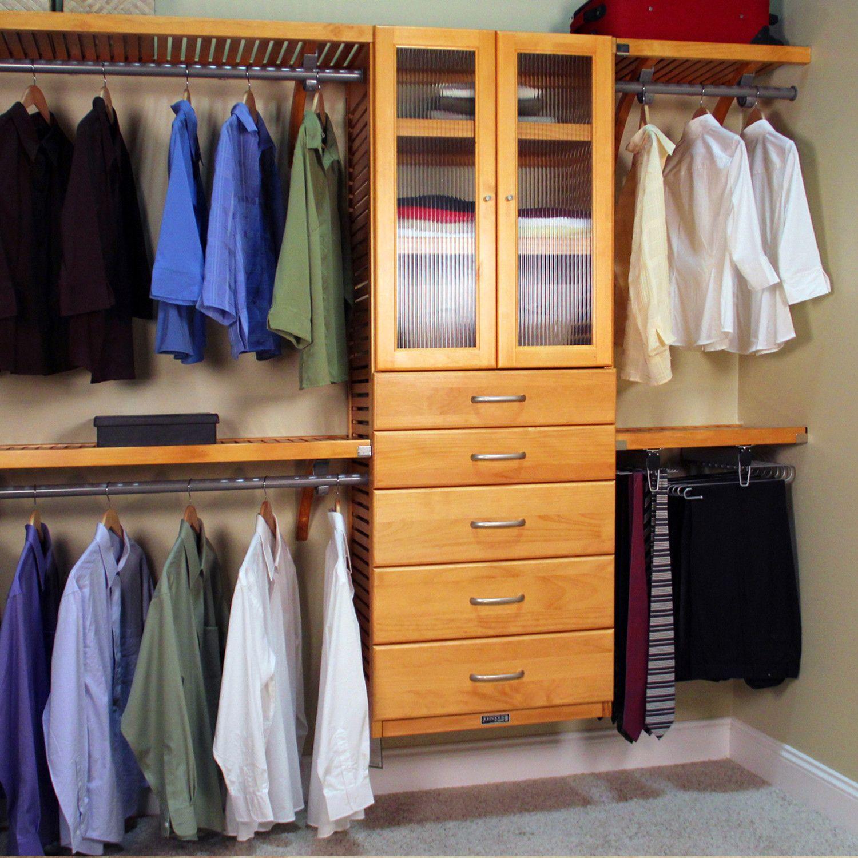 Norah Closet Organizer
