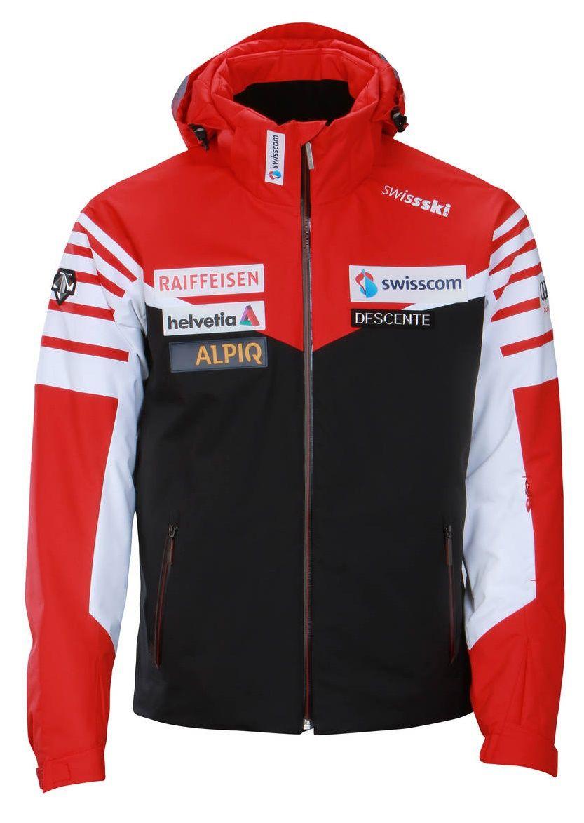 Descente Men's Swiss WCS Ski Jacket