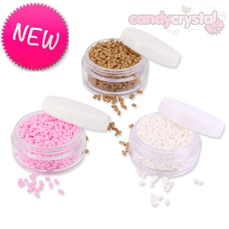 Cute, realistic style sprinkles topping for #DIY #decoden, faux cake decoration etc. #JewelrySupply