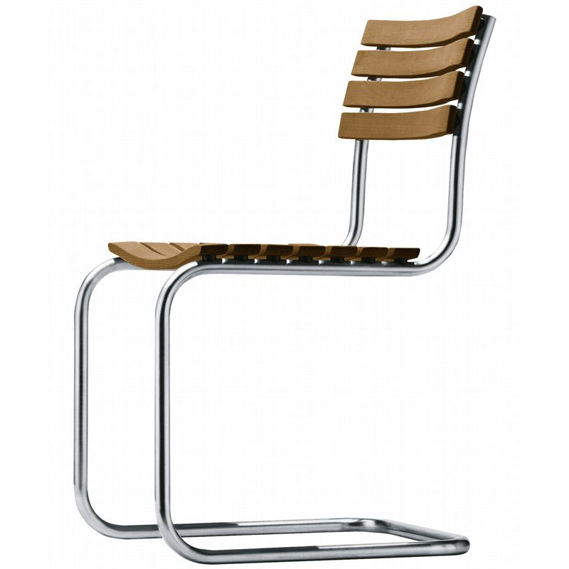Garden chair S 40 / S 40 F by Thonet