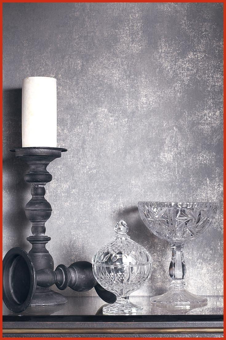 Tapete Deeper Grau Von Casadeco Tapete Deeper Grau Metallischer Silberschimmer Auf Grau Schm Ckt Mit Eindrucksvol Tapete Grau Wohnzimmer Tapeten Ideen Tapeten