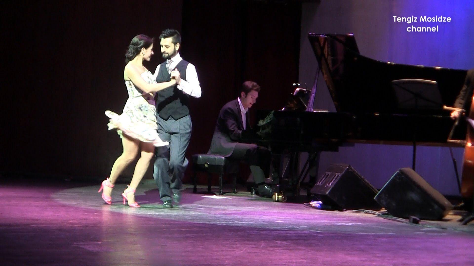 """La Milonga De Buenos Aires"" Javier Rodriguez and Fatima ..."