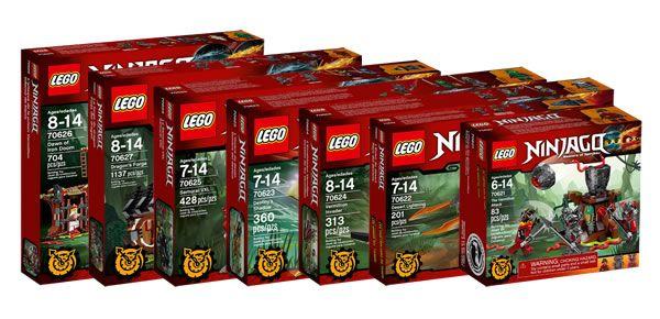 Nouveaut s lego ninjago 2017 les visuels officiels l - Lego ninjago nouvelle saison ...