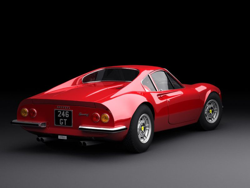 1969 1974 Ferrari Dino 246 Gt Pictures Photos Wallpapers Top Speed クラシックカー ディーノ ヴィンテージカー
