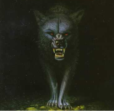 Black Dog of Death | Forget Black Cats...Beware The Black ...