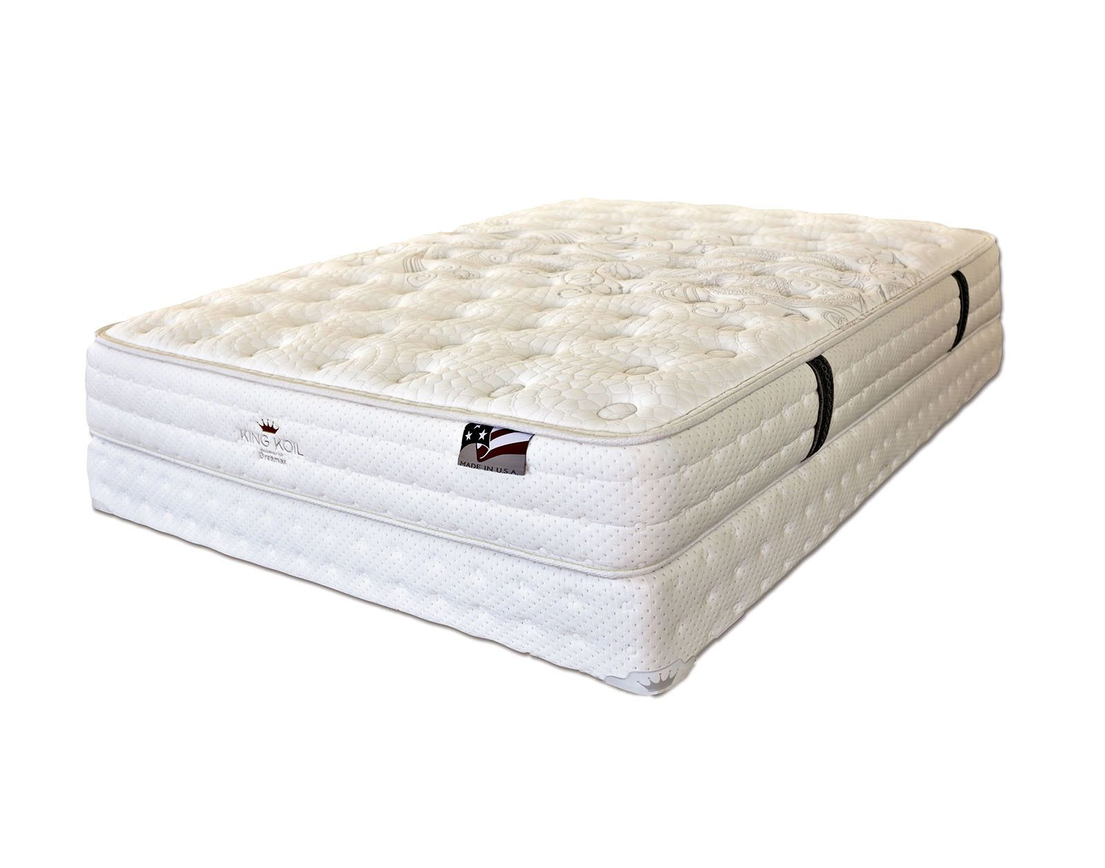 alyssum iii tight top cal king size mattress dm157ckdescription