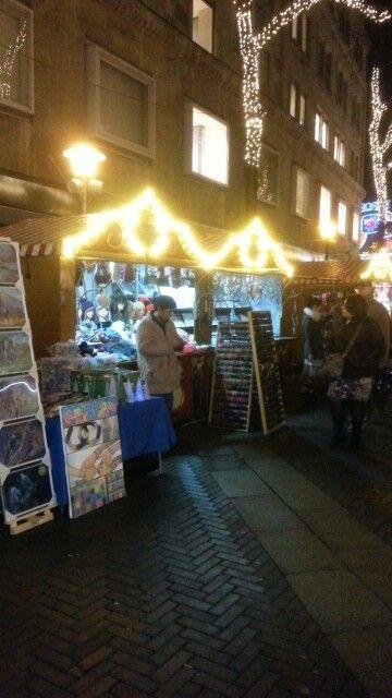 weihnachtsmarkt christmas market in nrw essen germany