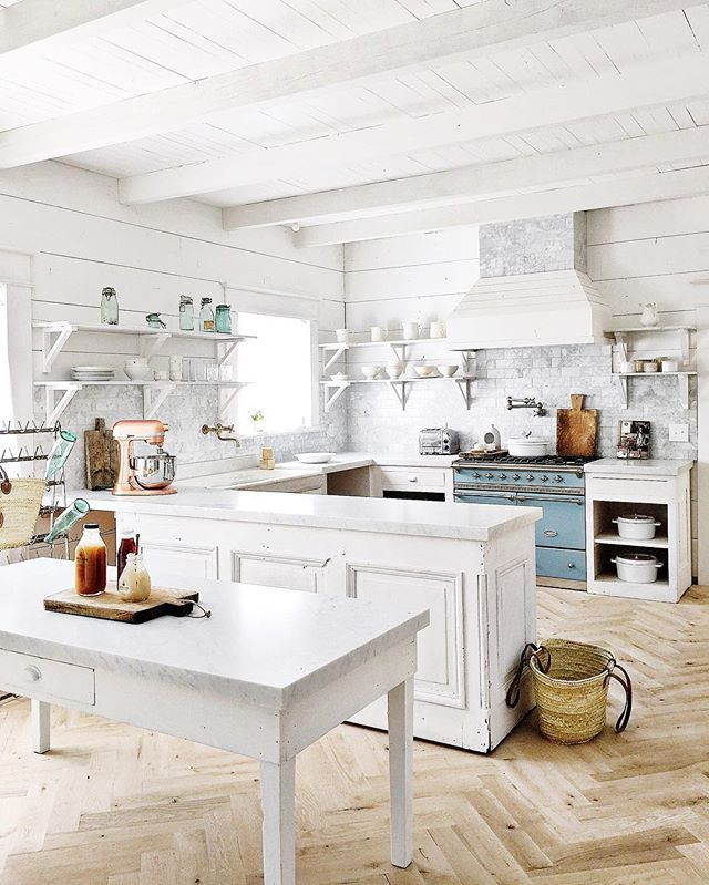 The most amazing kitchen from dreamwhitelifestyle.com ...