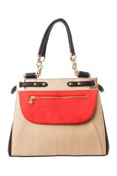 Peta Structured Tote Bag from Colette Hayman R549,50